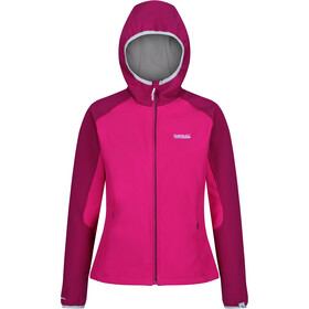Regatta Arec II Jacket Women duchess/beetroot
